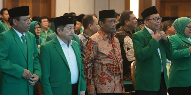 Terpilih Ketum PPP, Suharso Targetkan 12 Juta Suara di Pemilu 2024